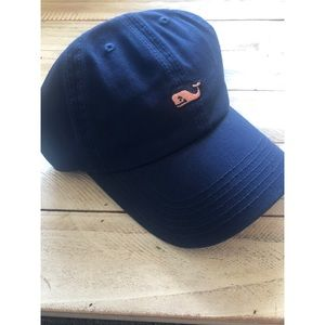 Navy Vineyard Vines adult hat M/L *Limited Edition